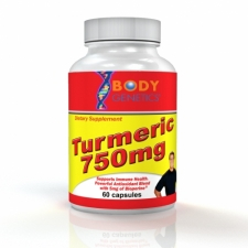 Turmeric 750mg, a disease-preventing agent with strong anti-inflammatory properties