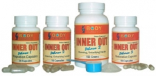A1- INNER OUT Colon Cleansing and Detoxifying System