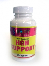 HGH Support &#151  Bio-Engineered (60 caps)